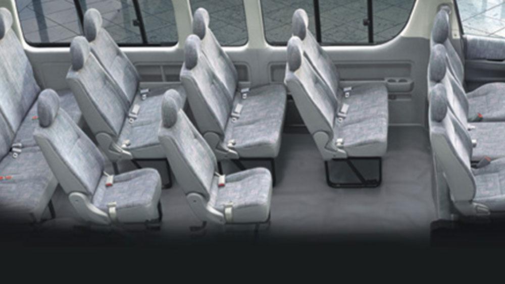 transporte de personal df